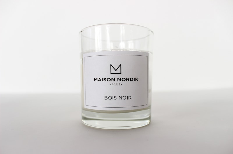bougies parfum es maison nordik maison nordik. Black Bedroom Furniture Sets. Home Design Ideas