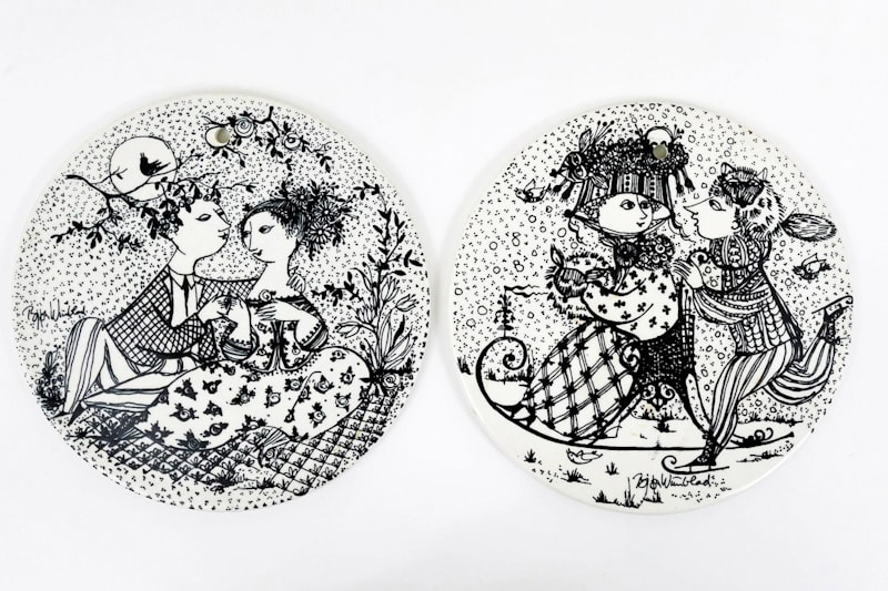 céramique bjorn wiinblad danemark nymolle maison nordik paris