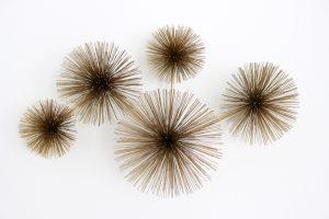 sculpture curtis jere oursins urchin maison nordik paris