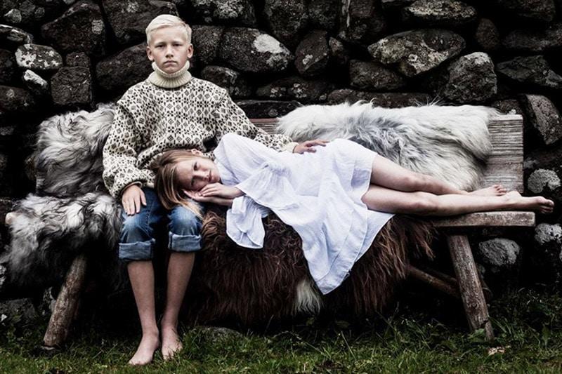 peau de mouton organique iceland organic sleep décoration maison nordik paris