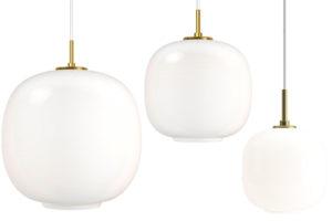 luminaire suspension lumière lampe lampadaire vilhelm lauritzen radio vl45 louis poulsen danemark design maison nordik paris