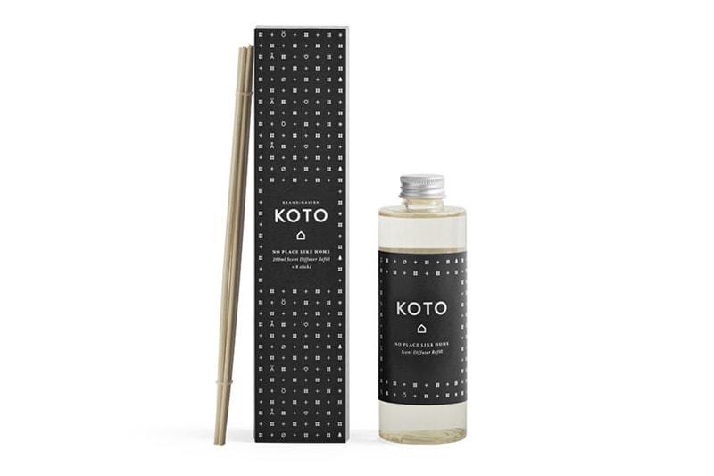 diffuseur recharge refill parfumé skandinavisk skog koto maison nordik paris senteur cire