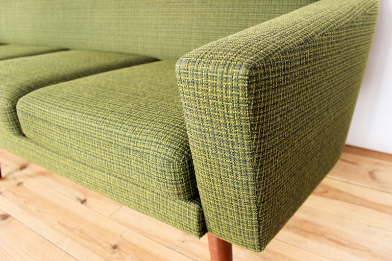 danish modern vintage teck palissandre rio années 50 années 60 années 70 mobilier ancien danois danemark scandinave maison nordik paris meubles design designer décoration assise couchage canapé 4 places