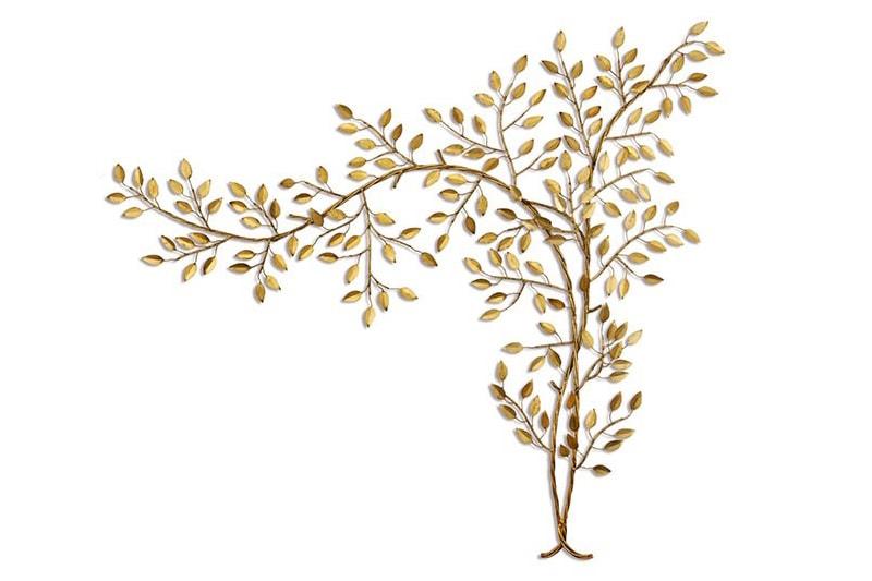 sculpture curtis jere golden hedgerow maison nordik paris