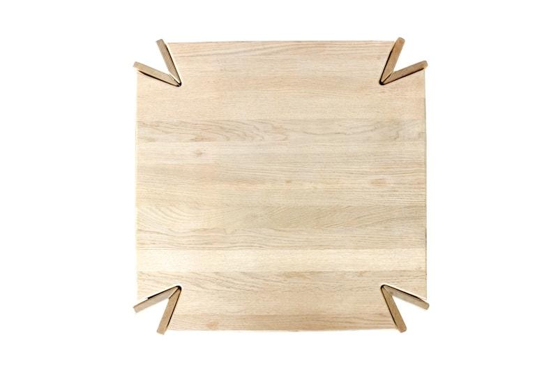 danish modern vintage teck palissandre rio années 50 années 60 années 70 mobilier meuble ancien danois danemark scandinave maison nordik paris meubles décoration design designer éditeur table basse meuble d'appoint en chêne
