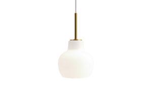 luminaire suspension lumière lampe lampadaire vilhelm lauritzen vl ring crown 1 louis poulsen danemark design maison nordik paris