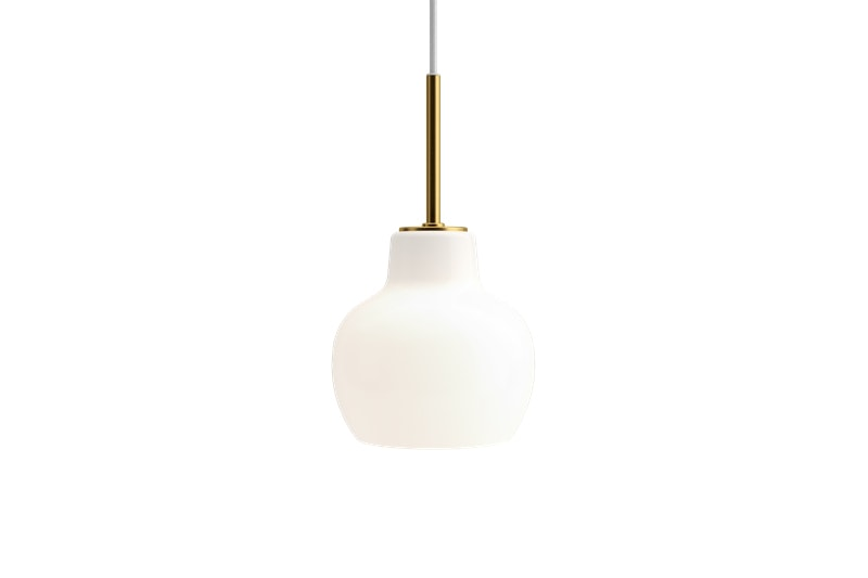 luminaire suspension lumière lampe lampadaire vilhelm lauritzen vl ring crown 1 louis poulsen danemark design maison nordik paris