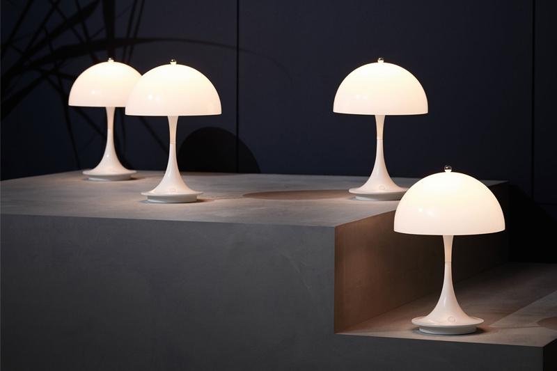 Neuf / Lampe &39;Pantella&39; PortableDesigner &39;Verner Panton&39;   Maison Nordik