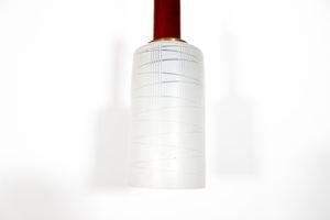 danish modern mid century vintage teck palissandre rio années 50 années 60 années 70 mobilier meuble ancien danois danemark scandinave maison nordik paris meubles décoration design editeur designer suspension ancienne en verre et teck luminaire lampe lumière éclairage