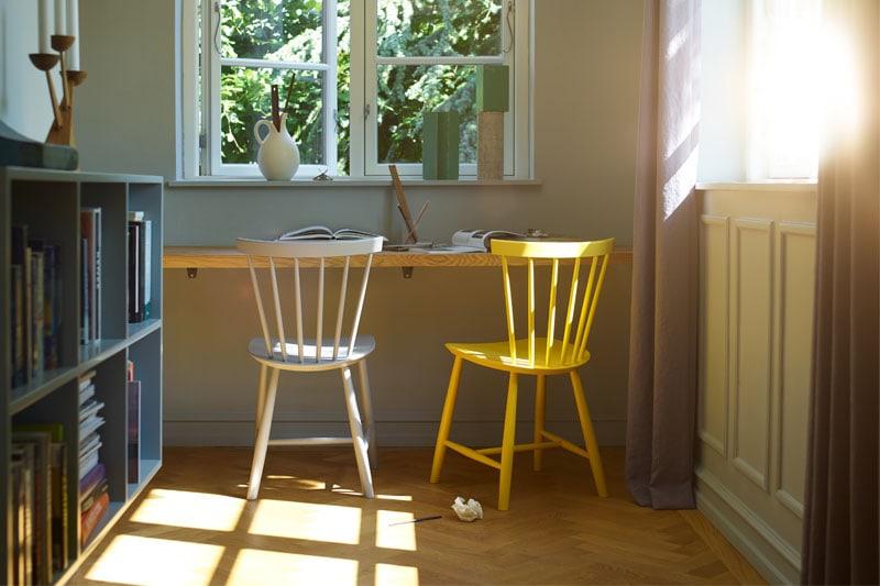 danish modern mid century vintage teck palissandre rio années 50 années 60 années 70 mobilier meuble ancien danois danemark scandinave maison nordik paris meubles décoration design editeur fdb designer poul m volther chaise modèle J46 assise s'assoir siège chaise fauteuil