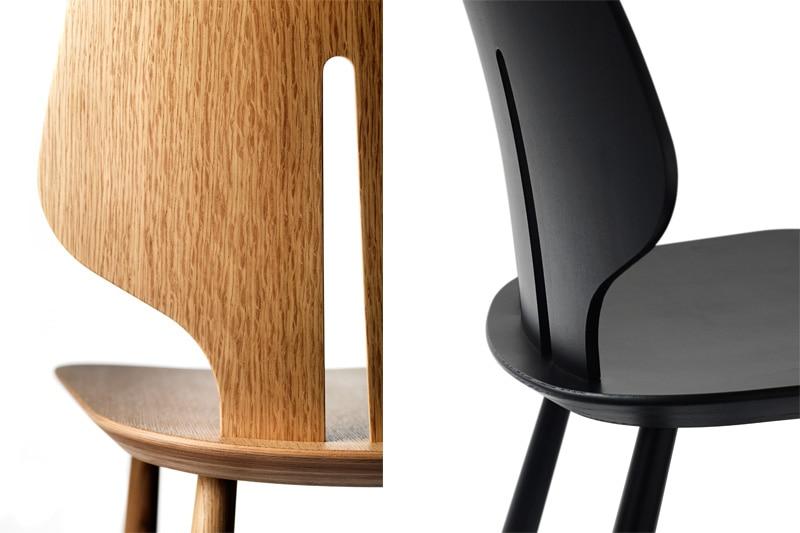 danish modern mid century vintage teck palissandre rio années 50 années 60 années 70 mobilier meuble ancien danois danemark scandinave maison nordik paris meubles décoration design editeur fdb designer Ejvind A. Johansson chaise modèle J67 assise s'assoir siège chaise fauteuil