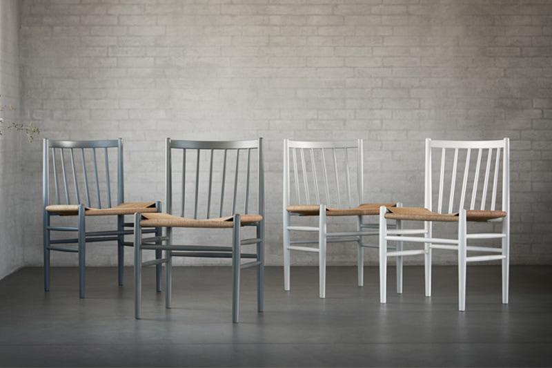 danish modern mid century vintage teck palissandre rio années 50 années 60 années 70 mobilier meuble ancien danois danemark scandinave maison nordik paris meubles décoration design editeur fdb designer Jørgen Bækmark chaise modèle J80 assise s'assoir siège chaise fauteuil