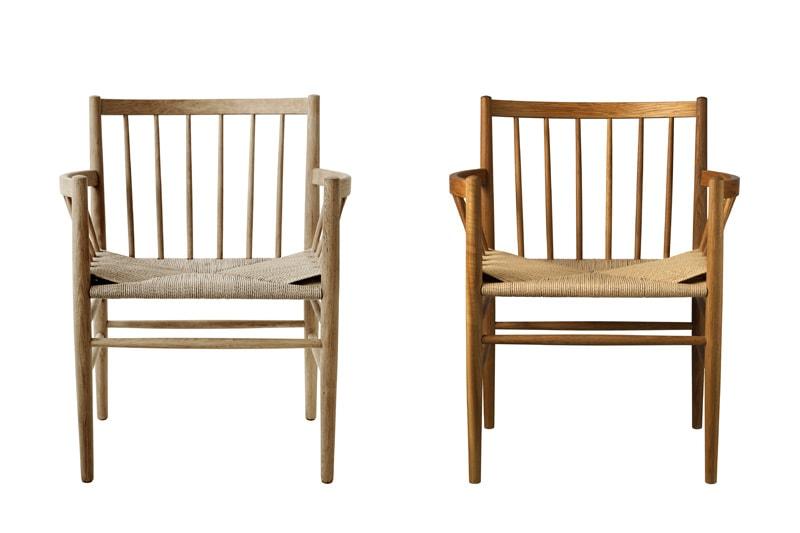 danish modern mid century vintage teck palissandre rio années 50 années 60 années 70 mobilier meuble ancien danois danemark scandinave maison nordik paris meubles décoration design editeur fdb designer Jørgen Bækmark chaise de bureau modèle J81 assise s'assoir siège chaise avec accoudoirs fauteuil