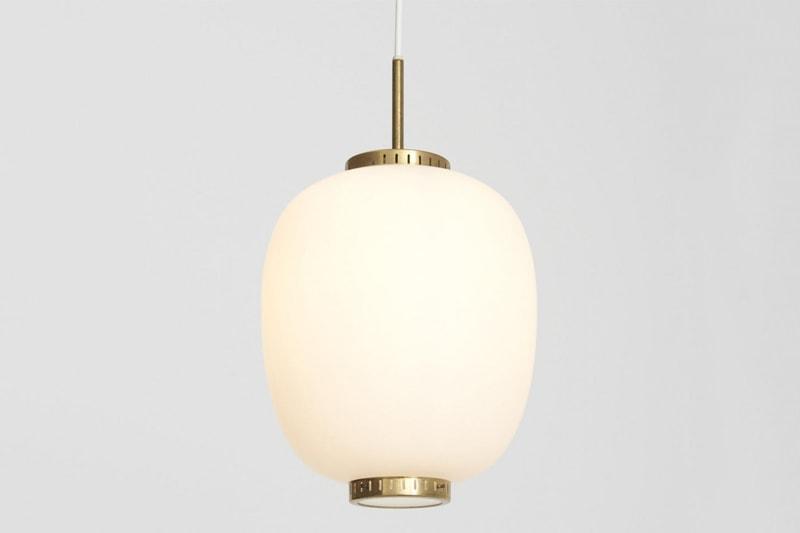 danish modern vintage teck palissandre rio années 50 années 60 années 70 mobilier ancien danois danemark scandinave meubles design suspension luminaire lampe lumière opaline Kina Bent Karlby lyfa